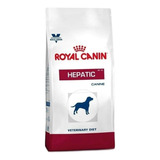 Alimento Royal Canin Veterinary Diet Canine Hepatic Perro Adulto 12kg