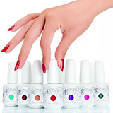 Esmaltes Gelish 21 Dias De Color Uñas Arma Tu Kit Gel