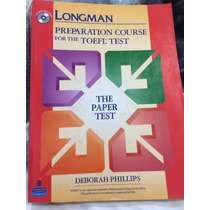 Longman Preparation Course Toefl Test