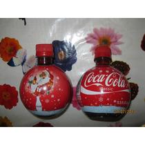 Botellas Cocacola Forma De Esfera De 40ml
