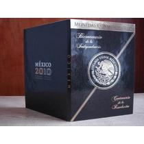 Álbum Coleccionador Para Monedas De 5 Pesos Conmemorativas