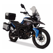 Moto Italika Vx 250 Efi Azul