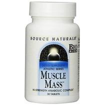Source Naturals Masa Muscular Anabólicos Complex 30 Comprimi