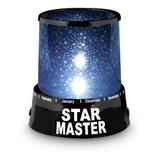 Lampara Led Colores Proyector De Estrellas Luz - T2016