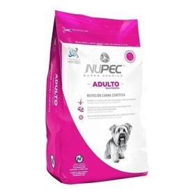 Alimento Nupec Nutrición Científica Para Perro Adulto De Raza Pequeña Sabor Mix En Bolsa De 8kg