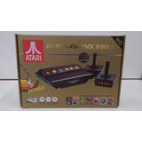 Atari Flashback Gold Edition 8 En Hd Controles Inalámbricos