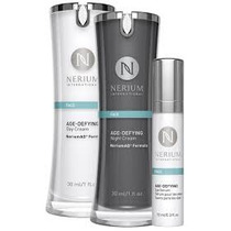 Oferta ! Nerium Pack Crema Día Y Noche + Suero Para Los Ojos