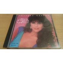 Maria Conchita Alonso, Grande Exitos, Cd Album Del Año 1989