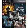 Murdered + Thirf + Tomb Raider + Sleeping Dogs + Deus Ex Ps3