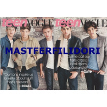 Louis Tomlinson One Direction 1d Teen Vogue 2012