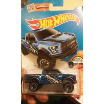 Hot Wheels De Coleccion 2016 Ford F-150 Raptor 17
