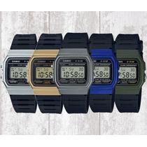 b3b47b826fa0 Reloj Casio Clasico F91 Vintage Dorado Original Envío Gratis en ...