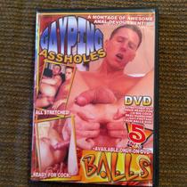 Gay Ping Assholes - Balls - Dvd - 5 Horas - Porno - Sexo