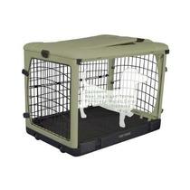 Casa Para Perro Pet Gear Cajón De Acero