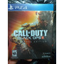 Call Of Duty Black Ops 3 Hardened Edition Ps4