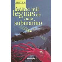 Audiolibro 20 Mil Leguas De Viaje Submarino Por Julio Verne