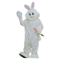 Foro Deluxe Plush Conejo De Conejito Traje De La Mascota