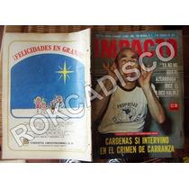 Revista Impacto, Loco Valdez En Portada, 1975