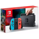 Consola Nintendo Switch 32gb  - Neon Red/blue Rojo/azul