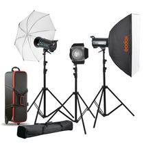 Kit Godox Qs400 Iluminacion Fotografia