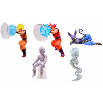 Dragon Ball Figura De Escritorio Gashapones Set De 5 Piezas