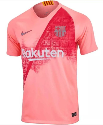 c254368a5a3cf Nuevo Jersey Playera Barcelona 3er Alterna 2019 Envío Gratis  579 ...