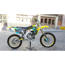 Suzuki Rmz 450 Rmz Legalizada 2007
