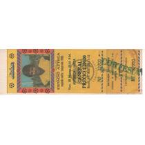 Boletos Para Coleccionistas Del Club America Temporada 1985
