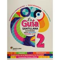 Libro Guia Santillana 2 Sector Público Actividades