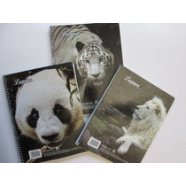 Cuaderno Profesional Fauna