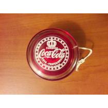 Vintage Juguete Yoyo Coca Cola Campeon No Russel 80