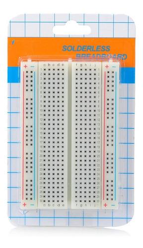 Protoboard 400 Puntos Breadboard