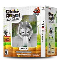 Amiibo Chibi Robo Zip Lash ¡sólo En Gamers!