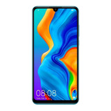 Huawei P Series P30 Lite Dual Sim 128 Gb Peacock Blue 4 Gb Ram