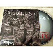Cd. Limp Bizkit - New Old Songs - Remate