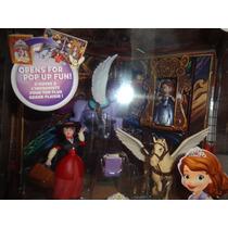 Princesa Sofia De La Tienda De Disney Book Playset.