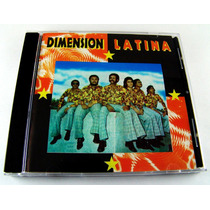 Dimension Latina Oscar De Leon Cd Seminuevo Imp Venezuela