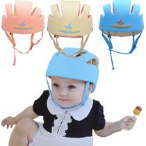 Casco Protector De Bebe Para Gatear