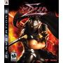 Ninja Gaiden Sigma  Ps3 Zona Games ;)