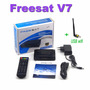 Freesat V7 Hd Fta + Wifi + Hdmi + 2azul. Envio Gratis