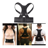 Chaleco Corrector Postura Con 10 Imanes Para Hombre Y Mujer