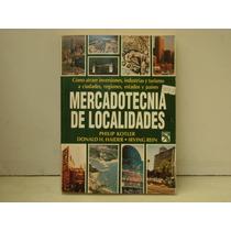Libro Mercadotecnia De Localidades - Changoosx