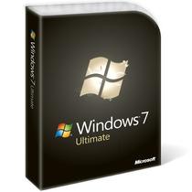 Windows 7 Ultimate Sp1 Licencia Original Para 1 Pc