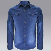 Camisa Mezclilla Vaquera Eco Cm111c130