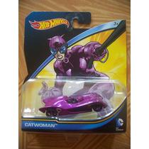 Catwoman Hot Wheels Dc Universe Gatubela Batman
