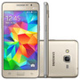 Smartphone Samsung G531h Grand Prime Dorado Celular Amovil