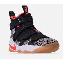 fa4c28ff4ba65 Tenis Nike Lebron James Soldier Xi  7.5  9 Mx Envio en venta en San ...