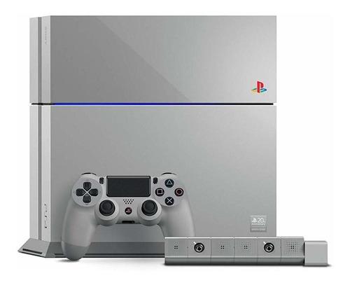 Sony Playstation 4 500gb 20th Anniversary Edition Original Gray
