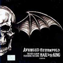 Avenged Sevenfold - Hail To The King 2013 Nuevo Y Cerrado