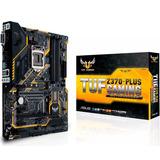 Tarjeta Madre Asus Tuf Z370-plus Gaming Socket 1151 Hdmi
